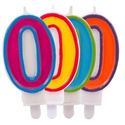 verjaardagskaars 0