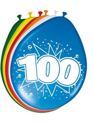 ballonnen gekleurd afbeelding 100