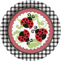 Grote borden, Lively Ladybug