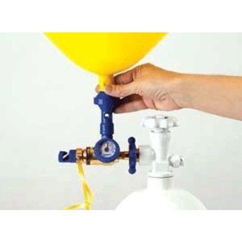 Ballon laten vullen met helium 1x (45 cm folie ballon)