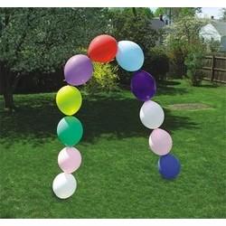 Knoopballonnen 8 stuks
