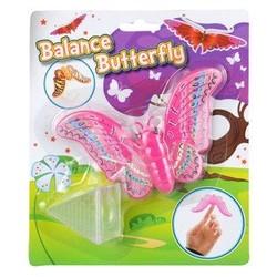 vlinder uitdeelcadeautje: balans vlinder