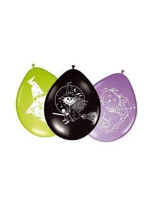 Heksen, ballonnen