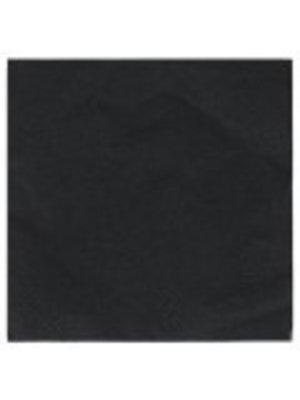 Zwarte servetten