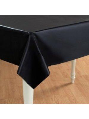 Zwart tafelkleed