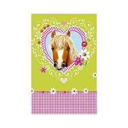 Paardenfeestje tafelkleed (D)