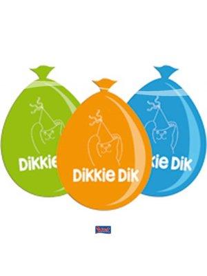 Ballonnen, Dikkie Dik