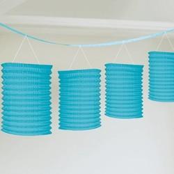 Lantaarnslinger Turquoise