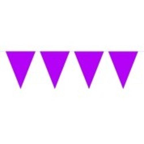Paarse Vlaggenlijn 10 meter