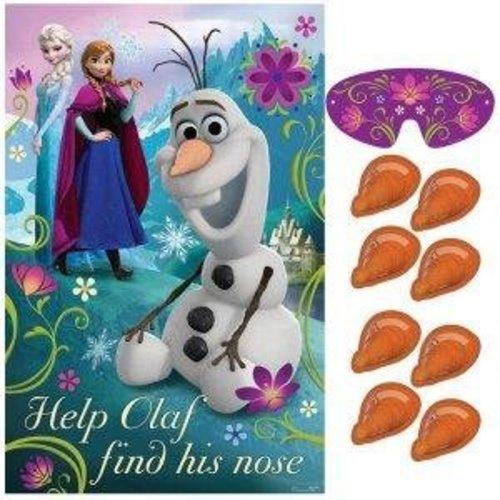 Frozen Disney Olaf feestspel