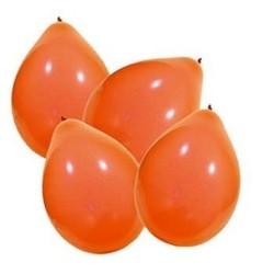 Ballonnen oranje
