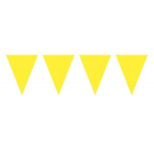 Vlaggenlijn, geel