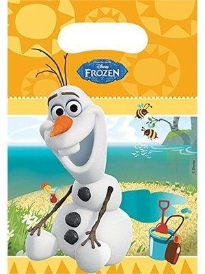 Olaf Frozen, feestzakjes