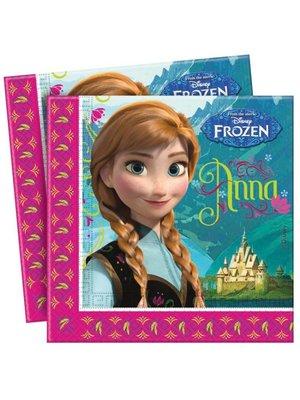 Frozen Disney servetten