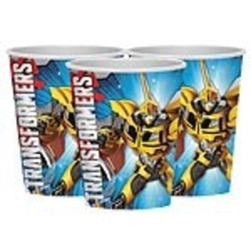 Transformers Prime bekers