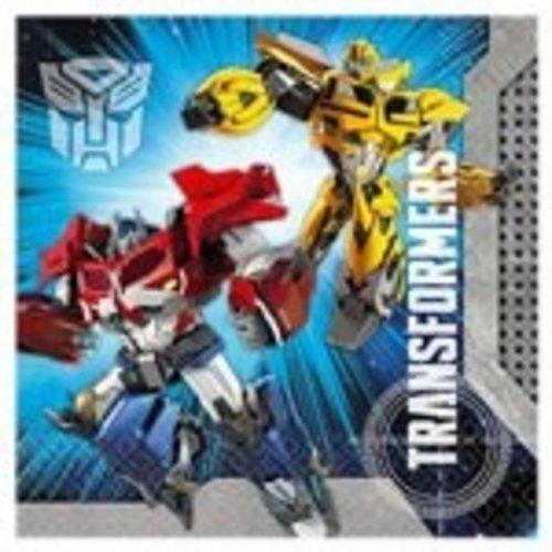 Transformers Prime servetten