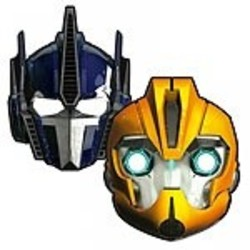 Transformers Prime maskers