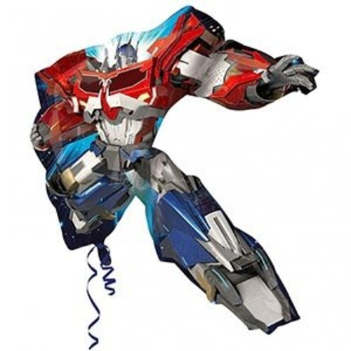 Transformers Prime folie ballon in vorm (mega groot)