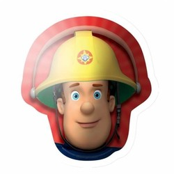Super grote folie ballon Sam de brandweerman