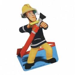 Uitnodigingen, brandweerman Sam (N)