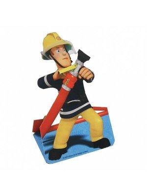Uitnodigingen, brandweerman Sam
