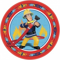 Borden, brandweerman Sam