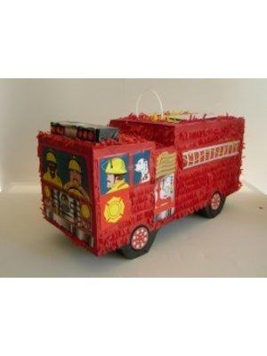 Pinata Brandweerauto