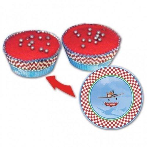 Planes Cupcakes bakvormpjes
