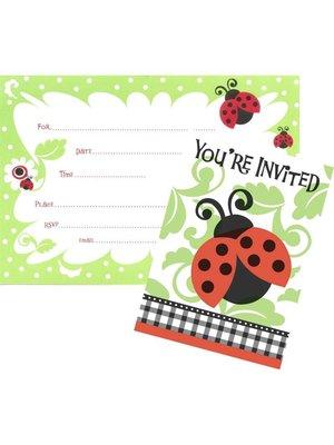 Uitnodiging, Lively Ladybug