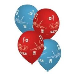 Planes Ballonnen 6 stuks