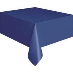 Tafelkleed donkerblauw