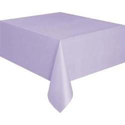Tafelkleed lila