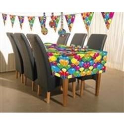 Tafelkleed, met afbeelding van ballonnen
