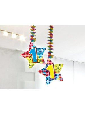 Hangdecoratie afbeelding 1 (serie blocks)
