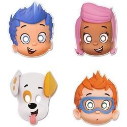 Bubble Guppies maskers 8x