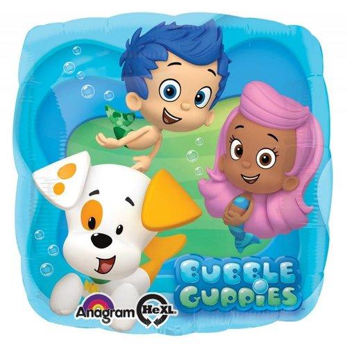 Bubble Guppies, folie ballon