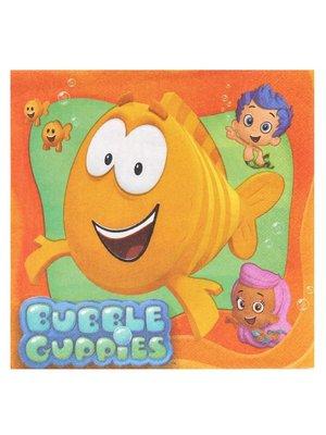 Bubble Guppies, servetten