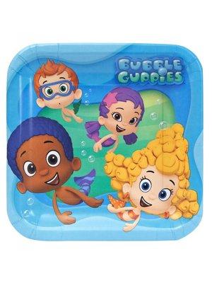 Bubble Guppies, grote borden