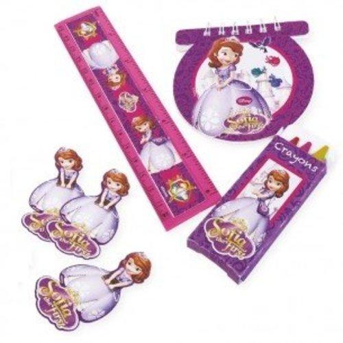 Sofia het prinsesje uitdeel cadeautjes 20 delig