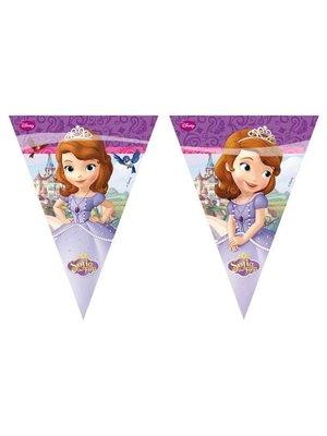 Sofia het prinsesje vlaggenlijn