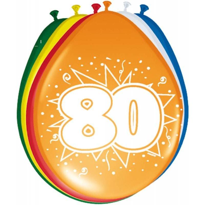 ballonnen gekleurd afbeelding 80