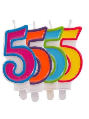 verjaardagskaars 5