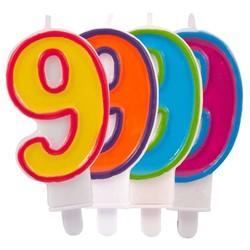 verjaardagskaars 9
