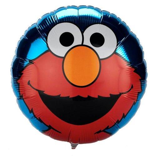 Elmo folie ballon (Elmo gezicht)