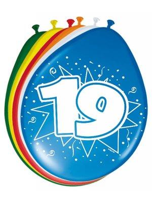 ballonnen gekleurd afbeelding 19