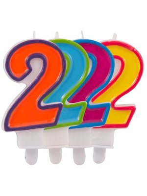 verjaardagskaars 2