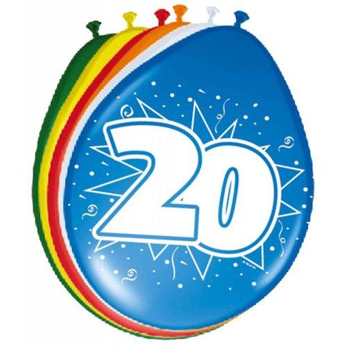 ballonnen gekleurd afbeelding 20