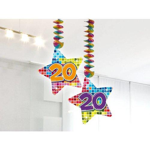 Hangdecoratie afbeelding 20 (serie blocks)