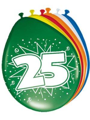 ballonnen gekleurd afbeelding 25