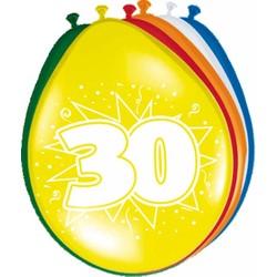 ballonnen gekleurd afbeelding 30